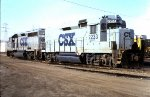 CSX 2233 & 6441